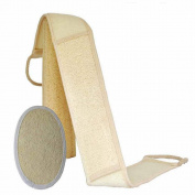 Exfoliating Loofah Back Scrubber Exfoliating Loofah Pads