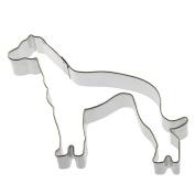 Foose Greyhound Cookie Cutter 11cm
