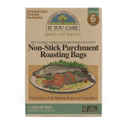 If You Care Medium Non-Stick Parchment Roasting Bags