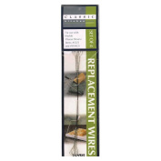 Compact Marble Cheese Slicer Replacement Wires for RSVP Set of 4