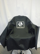 Skull Shaver Barbers Hair Cutting Cape