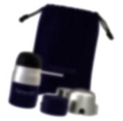 Top Secret Hair Thickening Fibres - Compact Design! Black