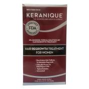 Keranique Hair Regrowth 4 month supply, With Bonus Keranique Shampoo, 5-Piece Treatment Set For Women, 60ml each, Four Month Supply