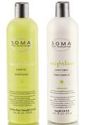 Soma Weightless Shampoo & Conditioner 470ml Set Duo