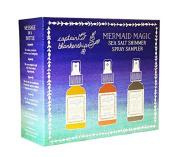 Captain Blankenship - Limited Edition Mermaid Magic Sea Salt Organic Shimmer Spray Sampler
