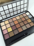 2016 New 32 Colour Eyeshadow Palette Shimmer Matte Powder Beauty Makeup Set Smoky P#