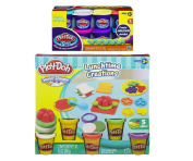 Play-Doh Sweet Shoppe Lunchtime Creations Play Set + Play-Doh Plus Compound Bundle