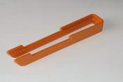 Tupperware Tangerine Orange Kitchen Toaster Tongs Gadget