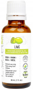 Lime Essential Oil 30 ml (1 fl. Oz.) - GCMS Tested, 100% Pure, Undiluted and Therapeutic Grade