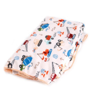 Kocome Baby Blankets Thicken Double Layer Stroller Child Baby Swaddle Wrap Baby Bed