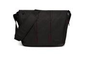 BayB Brand Colorland Messenger Nappy Bag - Black