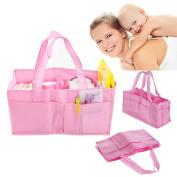 Diamondo Portable Baby Nappy Nappy Changing Organiser Insert Storage Bag