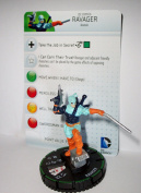 Heroclix DC Teen Titans #037b Ravager Figure with Card