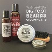 Bear Naked Beard Grooming Kit
