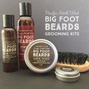 Cabin Fever Beard Grooming Kit