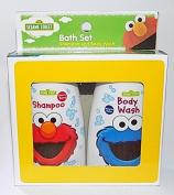Sesame Street Shampoo & Body Wash Set