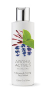 Aroma Actives Cleansing & Toning Facial Wash