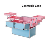 Brand New Makeup Cosmetic Beauty Train Case