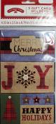 Gift Card Holder Box Christmas Money