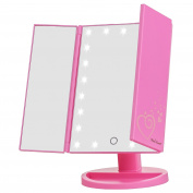 Miss Sweet Lighted Tabletop Mirror for Cosmetic Beauty Makeup