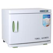 23L 2in1 Hot Towel Warmer Cabinet Heated Spa Steriliser