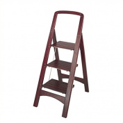 Ameriwood COSCO Collection Three Step Rockford Wood Step Stool