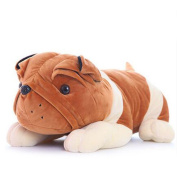 WuKong Nursery Décor Plush Toys Simulation Dog Pillow Cushion