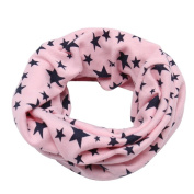 Doinshop Colourful Kids Baby Boys Girls Winter Warm Cotton Scarf Shawl Neckerchief