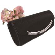 Wedding Evening Bags Shinning Rhinestones Clutches Cross Body Handbags Purse - Nodykka