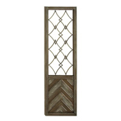 BENZARA Incredible Wood Metal Wall Decor / 42580 /