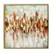 BENZARA Framed Canvas Art / 43992 /