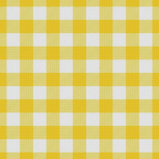 Vinyl Boutique Shop Craft Adhesive Yellow Plaid Pattern Vinyl Sheets Adhesive Vinyl 0181-3
