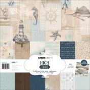 HIGH TIDE PAPER PACK-12X12