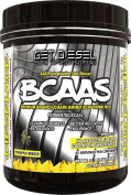 Vegan Bcaa - All Natural - Dieselade Best Available - 45 servings
