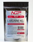 L-Arginine Powder 0.5kg (470ml) -100% Pure Base Powder -HCL
