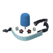 Drive Medical Aquajoy Chest Harness With Pommel, Blue