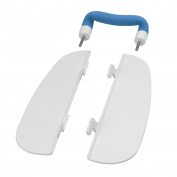 Drive Medical Aquajoy Headrest and Wingbacks, Blue