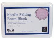 Bosal BSL90 Needle Felting Foam, 23cm by 15cm by 5.1cm