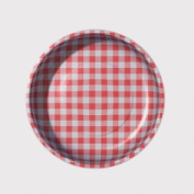 Riley Blake Designs Sew Together by Pleasant Home Magnetic Pin Bowl Gingham RED