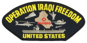 UNITED STATES OPERATION IRAQI FREEDOM PATCH - Multi-coloured - Veteran Owned Business
