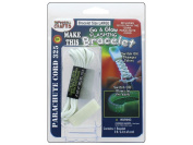Pepperell Braiding PEPPCPP.21 Parachute Cord Accessories Go & Glow Flashing Bracelet Kit Large