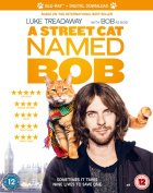 A Street Cat Named Bob [Regions 1,2,3] [Blu-ray]