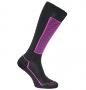 Horizon Slalom Technical Merino Wool Kids Ski Socks Girls Boys Unisex