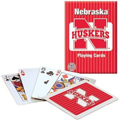 Nebraska Playing cards by Patch Products Inc.