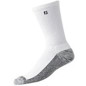 FootJoy Men's ProDry Extreme Crew Golf Socks - White