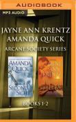 Jayne Ann Krentz/Amanda Quick - Arcane Society Series [Audio]