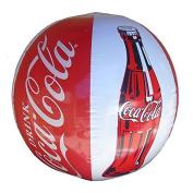 Coca-Cola Blow Up Beach Ball 36cm by Coca-Cola