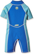 Osprey Kid's Summer Shorty Wetsuit 3 mm/2 mm for Toddlers with SPF 50+ Protection