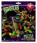Teenage Mutant Ninja Turtles 48 pieces by Nickelodeon
