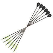 Foam round tip safe combat archery arrow